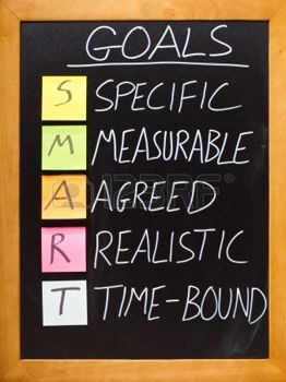 blackboard smart goals